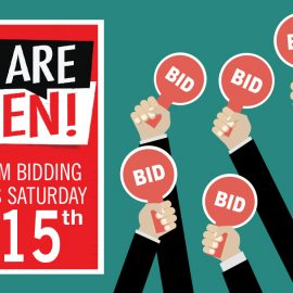 Resuming Live Auction Room Bidding